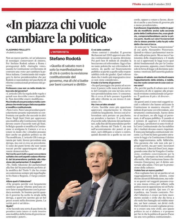 Rodotà_intervista a l'Unità 9-10-13.JPG