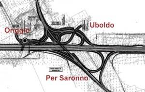 LO SVINCOLO ORIGGIO-UBOLDO