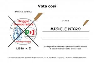 Nigro Michele